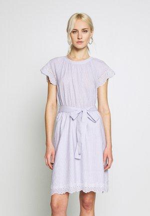 EYLT DRESS - Korte jurk - blue/white stripe