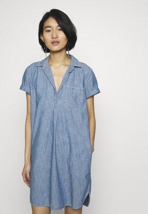 POPOVER CONSTANCE - Robe d'été - medium indigo