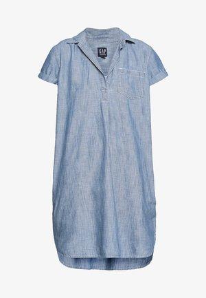 POPOVER CONSTANCE - Denní šaty - medium indigo