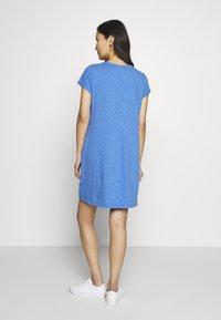 GAP - TEE DRESS - Jerseyjurk - belle blue - 2