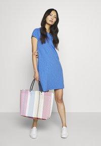 GAP - TEE DRESS - Jerseyjurk - belle blue - 1