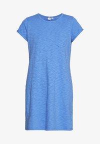 GAP - TEE DRESS - Jerseyjurk - belle blue - 4