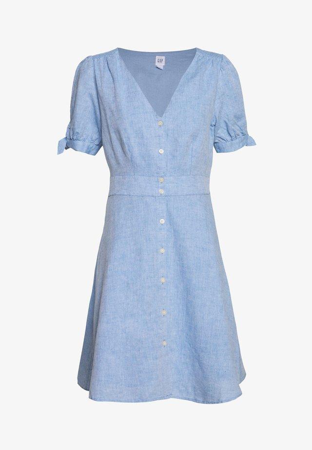 MINI - Skjortklänning - light blue