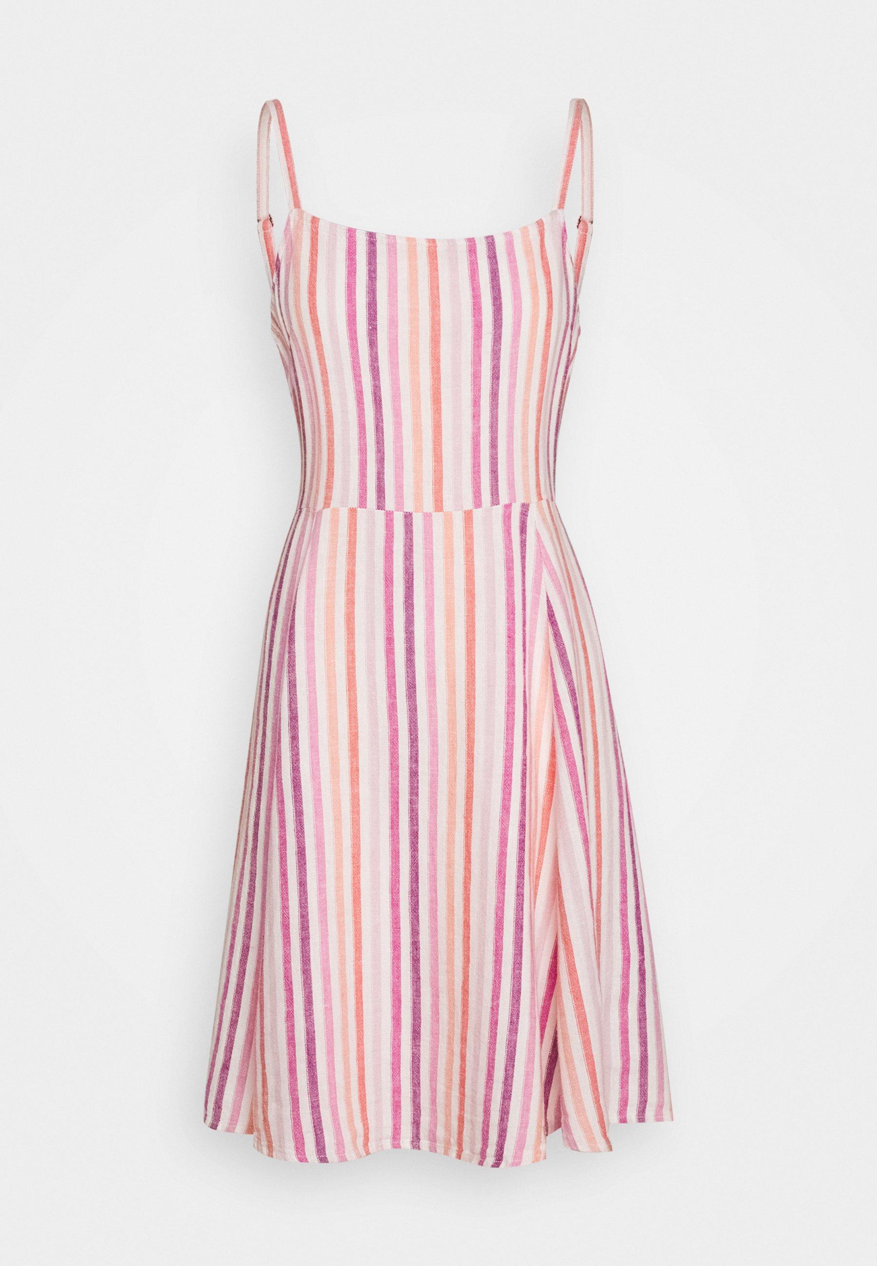 GAP CAMI  - Sukienka letnia - pink/multi