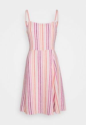 CAMI  - Korte jurk - pink/multi