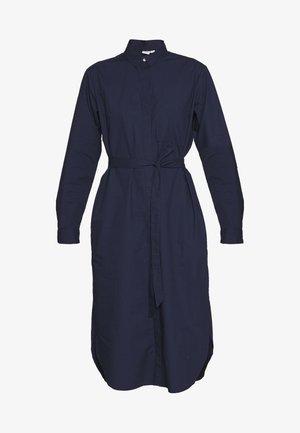SHIRTDRESS - Shirt dress - navy uniform