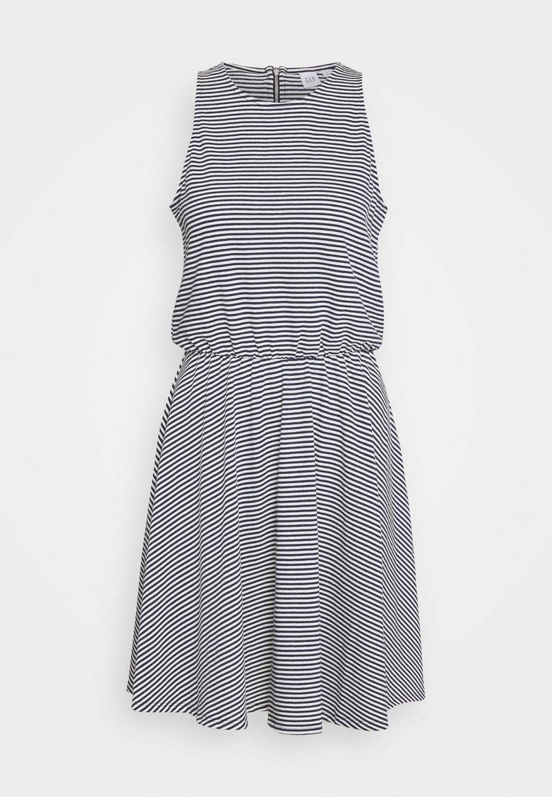 GAP - Sukienka z dżerseju - navy