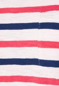 GAP - TEE DRESS - Jersey dress - blue/red/pink - 2