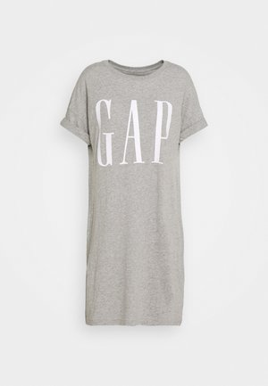 TEE - Day dress - grey heather