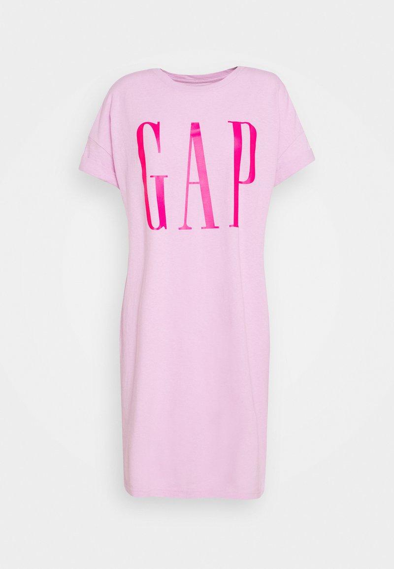 GAP - TEE - Vestido informal - lavender pink