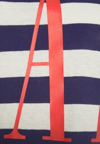 GAP - TEE - Vestido informal - navy/white - 2