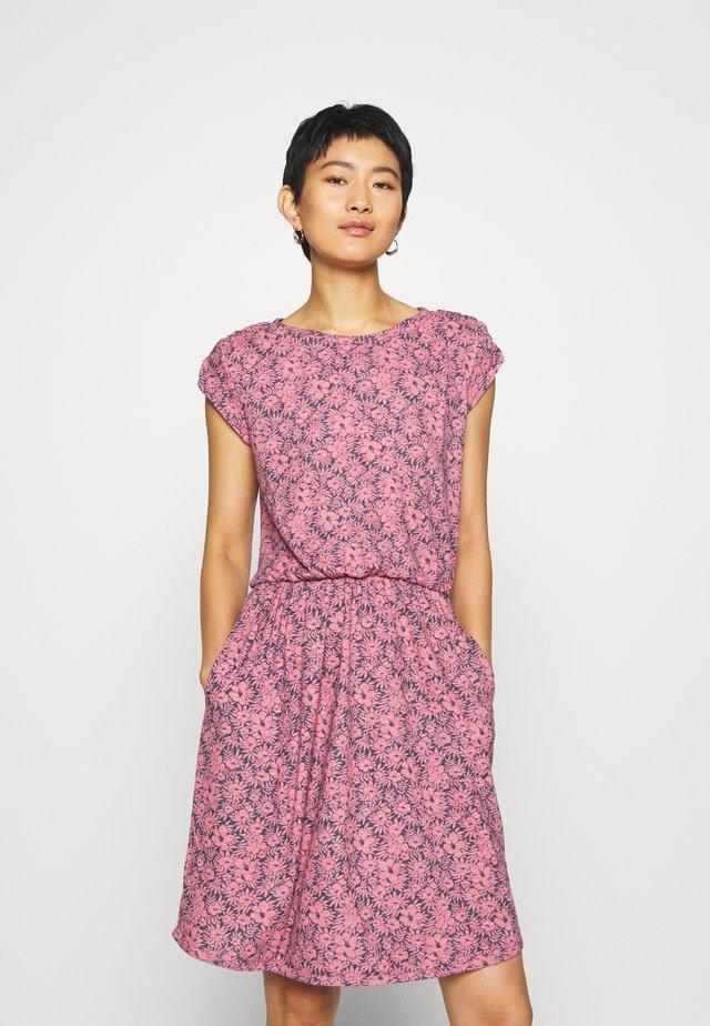 WAIST - Korte jurk - pink