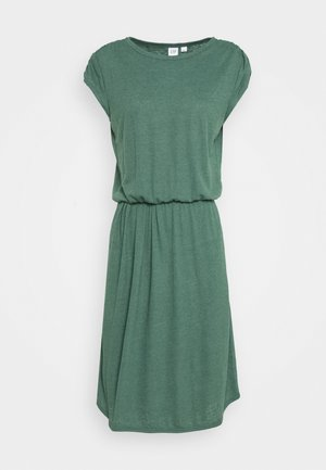 WAIST - Denní šaty - olive