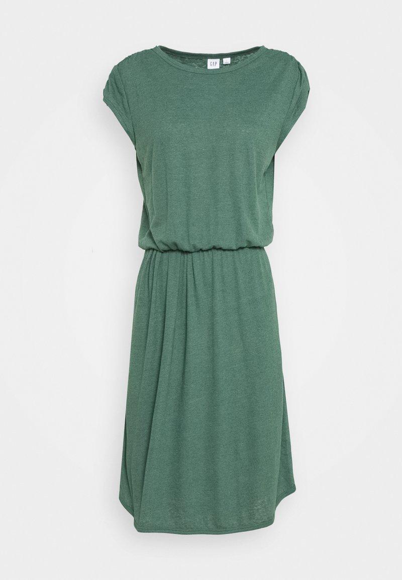 GAP - WAIST - Day dress - olive