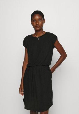 WAIST - Day dress - true black