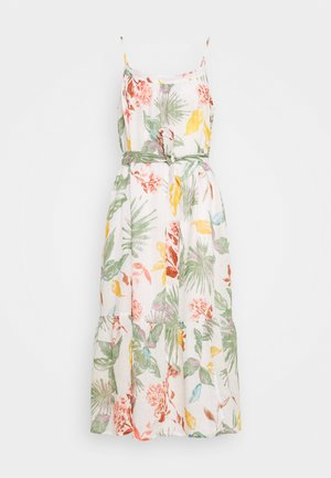 CAMI MIDI - Day dress - off-white
