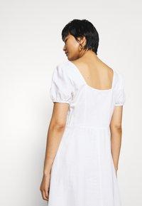 GAP - MIDI - Day dress - fresh white - 4