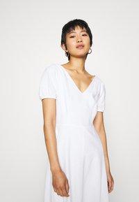 GAP - MIDI - Day dress - fresh white - 3
