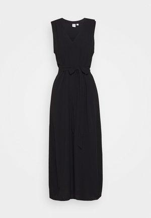 ZEN DRESS - Freizeitkleid - true black