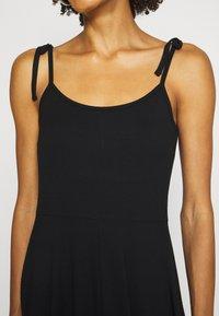 GAP - CAMI DRESS - Jerseyjurk - true black - 5