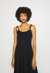GAP - CAMI DRESS - Jerseyjurk - true black - 3