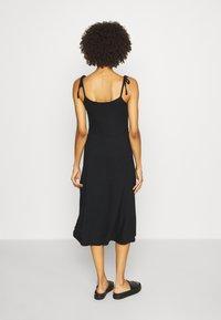 GAP - CAMI DRESS - Jerseyjurk - true black - 2