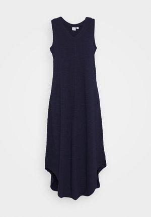 TANK MIDI DRESS - Sukienka z dżerseju - navy uniform