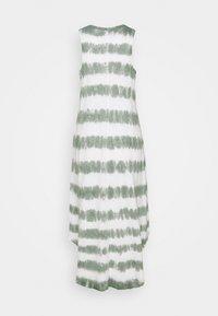 GAP - TANK MIDI DRESS - Robe en jersey - green - 1