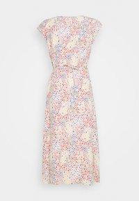 GAP - SIDE WRAP - Day dress - white - 1