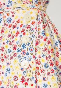 GAP - SIDE WRAP - Day dress - white - 2