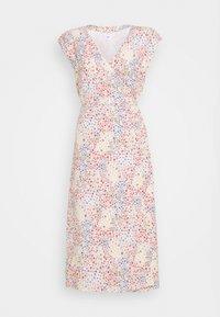 GAP - SIDE WRAP - Day dress - white - 0