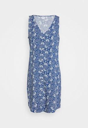 DRESS - Robe d'été - blue