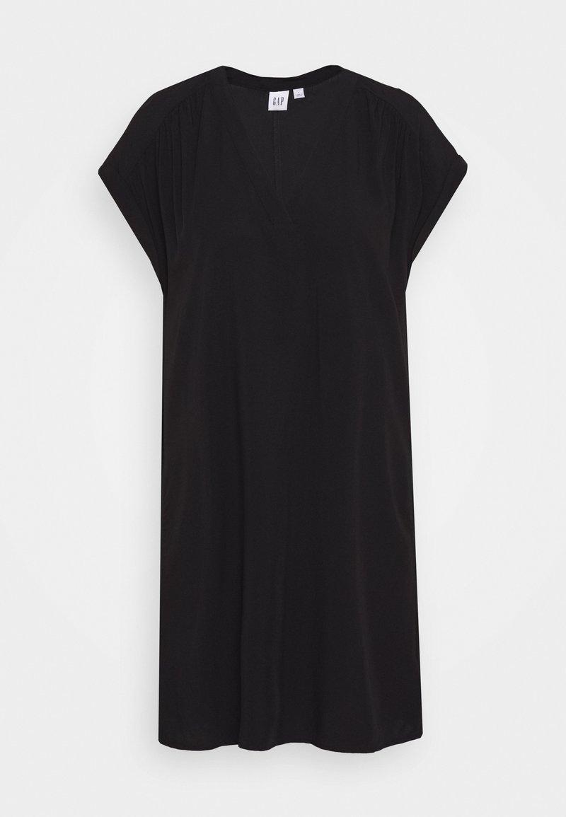 GAP - DRESS - Denní šaty - true black