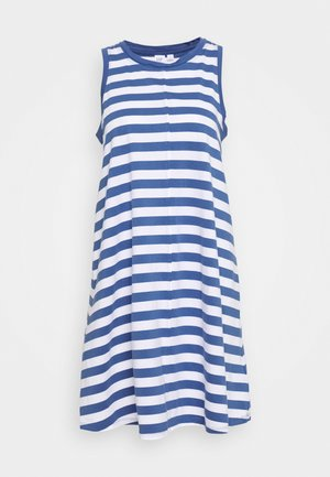 SWING - Jersey dress - blue
