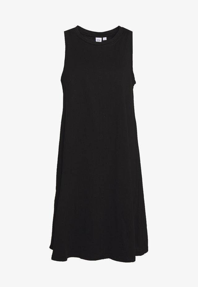 SWING - Jerseykleid - true black