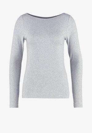 BOAT - Topper langermet - heather grey
