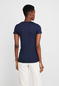 GAP - MOD CREW - T-shirts - true indigo - 2
