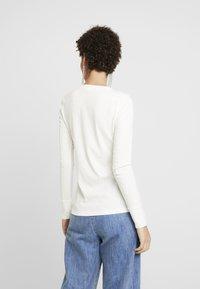 GAP - Long sleeved top - spot milk - 2