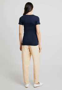 GAP - TEE - T-shirt basic - true indigo - 2