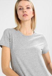 GAP - VINT CREW - Camiseta básica - heather grey - 4