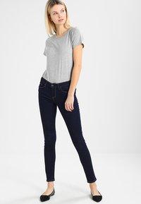 GAP - VINT CREW - Camiseta básica - heather grey - 1