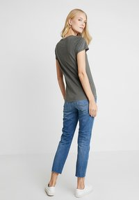 GAP - VINT CREW - T-shirts - baby tweed - 2