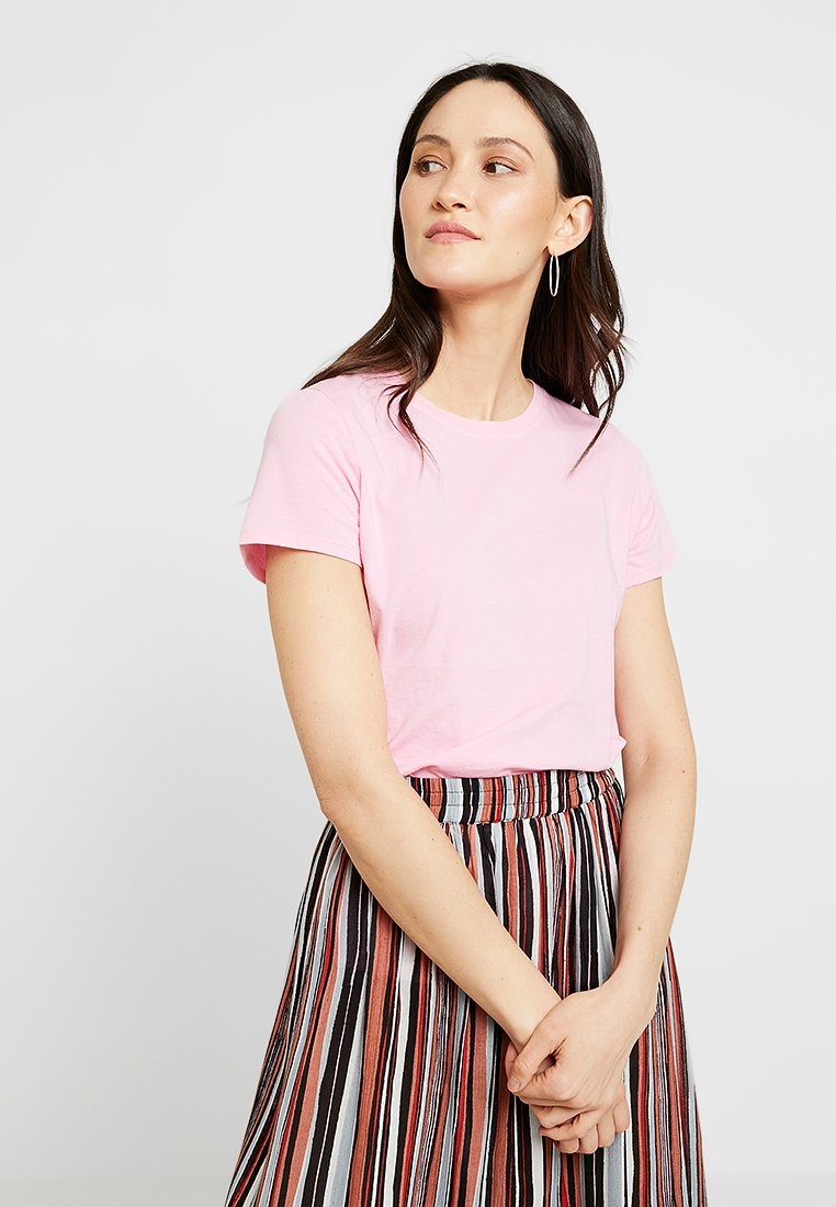GAP - VINT CREW - Basic T-shirt - parisian pink