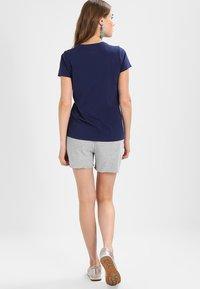 GAP - VINT CREW - T-shirt basic - navy uniform - 2