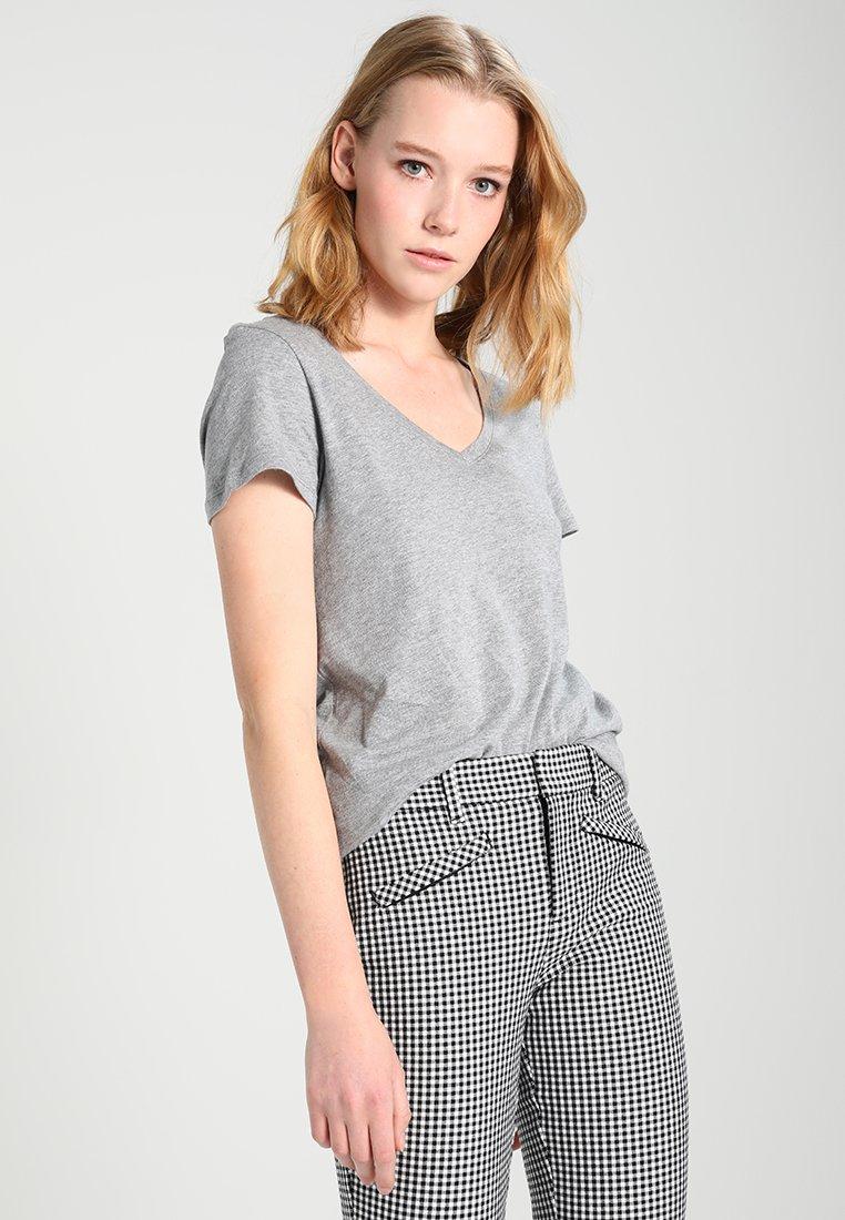 GAP - Basic T-shirt - light heather grey
