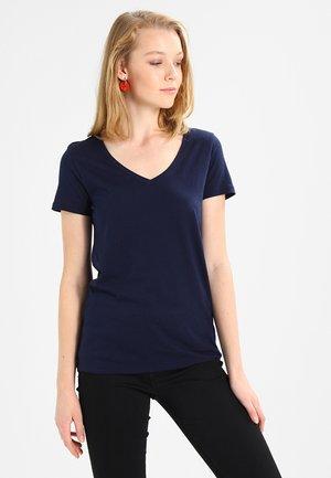 T-shirt basic - navy uniform