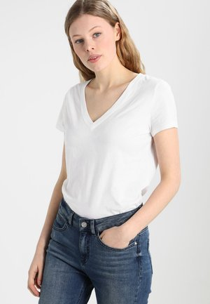 VINT - T-shirt imprimé - optic white
