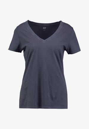 T-Shirt print - soft black