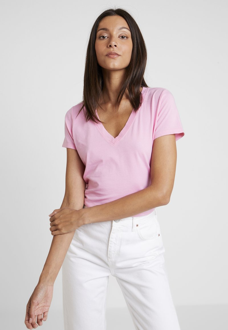 GAP - T-Shirt basic - parisian pink