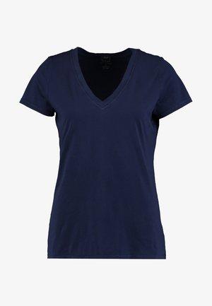 VINT - T-shirt z nadrukiem - navy uniform